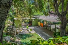 Polished Altadena Post and Beam With Pool Asks $1.175M - New to Market - Curbed LA
