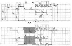 Arqueología del Futuro: 1972/1977 INTERACTION CENTER [Cedric Price] Hibridación de programas / Flexibilidad / Componentes compatibles como opción de futuro