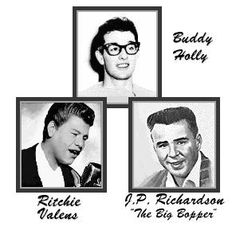 55 years ago today in 1959 – rock 'n' roll's worst tragedy – plane crash deaths of Holly, Bopper and Valens Rave On – Buddy Holly (peak Early In The Morning – Buddy Holly (peak La Bamba – Continue reading → Ritchie Valens La Bamba, Spanish Songs, Buddy Holly, Thanks For The Memories, Do You Remember, The Good Old Days, Rock N Roll, Growing Up, Shit Happens