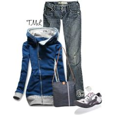 """Comfy"" by tmlstyle on Polyvore"