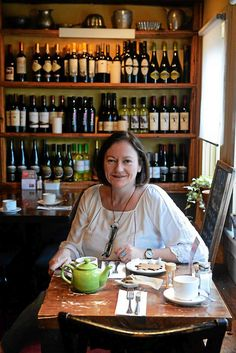 Village TeaRoom in New Paltz a blend of flavors
