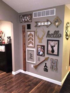 Image result for entry wall decor