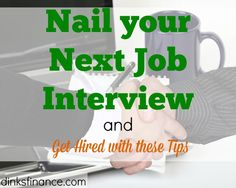 Nail your next job interview and get hired with these tips - Dual Income No Kids Interview Help, Interview Preparation, Interview Questions, Find A Job, Get The Job, Honesty And Integrity, Career Change, Helping Hands, Career Advice