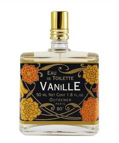 8 Fragrances Guaranteed to Add Serious Sex Appeal to Your Valentine's Day - Outremer Vanille Eau de Toilette from InStyle.com