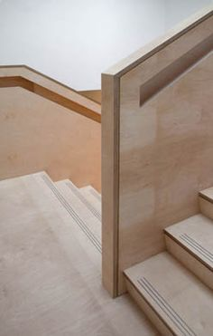 Ben Adams Architects - research with ply