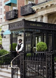 The Eliot Hotel in #Boston MA is known for its historical charm and luxurious accommodations. http://www.visitingnewengland.com/hotelinfo/44637.html
