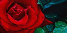 SOLD - Into the Heart - Oil Painting