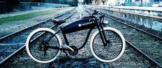Vintage Inspired Electric Bikes by Vallkree Cycles