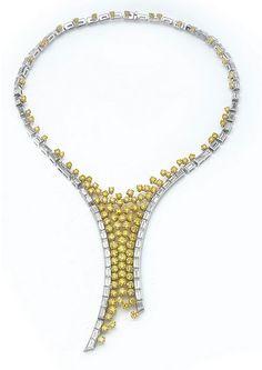 Van Cleef & Arpels-Eiffel necklace