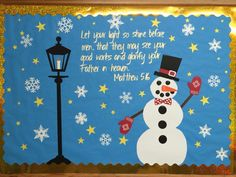 Image result for winter bulletin boards church