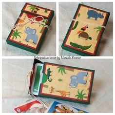 Klein aber fein - Verpackung für herumliegende Spielkarten