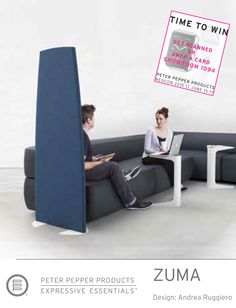 Zuma Privacy Screens and Pull Up Tables from Peter Pepper