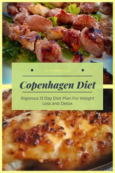 Copenhagen Diet : Rigorous 13 Day Diet Plan For Weight Loss and Detox 13 Day Diet Plan, Weight Loss Diet Plan, Copenhagen Diet, Healthy Recipes, Healthy Food, How To Lose Weight Fast, Detox, Nutrition, Beef