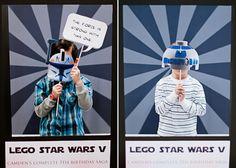 Pure Joy Events: LEGO Star Wars Birthday Party