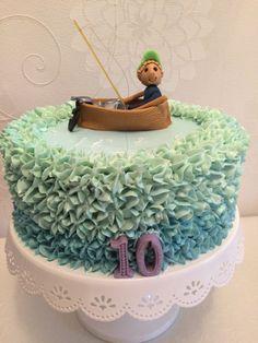 Kakkuja ja koristeita Birthday Cake, Desserts, Food, Tailgate Desserts, Deserts, Birthday Cakes, Essen, Postres, Meals