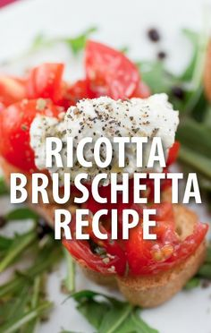 Mario Batali whipped up a Fresh Ricotta and Roasted Pepper Brushetta recipe to help a bride win the Battle of the Bites on The Chew. http://www.recapo.com/the-chew/the-chew-recipes/chew-mario-batali-fresh-ricotta-roasted-pepper-brushetta-recipe/
