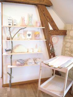 { ASALINE } Illustrations & little things Dream Home Design, Home Design Decor, House Design, Baby Deco, Kids Bedroom Designs, Beautiful Space, Girl Room, Room Decor, Closet