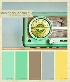color inspirations | Color Inspiration | Furniture