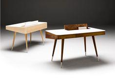 Bureau scandinave Point - Midiune - Mobilier industriel et vintage - Sélection de meubles vintage