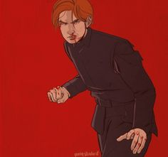 Hux getting his hands dirty - queenstardust | TUMBLR