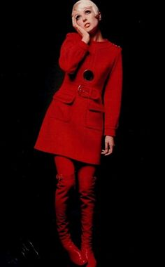 "modrules: ""mod fashion 1968 Found on coutureallure.blogspot.com """
