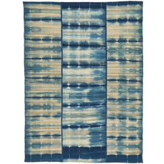 """Luv+Haight Wool Kilim 7'4""""x10' (6.505.625 COP) ❤ liked on Polyvore"""