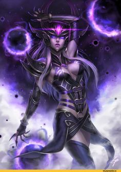 Syndra,League of Legends,Лига Легенд,фэндомы