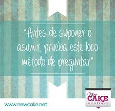 ¡Antes de suponer!...  www.newcake.net  #newcakeboutique #weddingcake #cakeart #marcoantoniolopez #cursoscakes