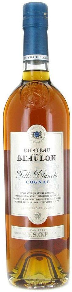 "Cognac V.S.O.P. ""Château de Beaulon"" - Château de Beaulon, Poitou-Charentes, Francia"