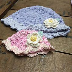 Ravelry: Romantic Daisy Cloche Hat pattern by Melanie Grobler Double Knitting, Double Crochet, Single Crochet, Crochet Shell Stitch, Crochet Stitches, Crochet Patterns, Yarn Colors, Colours, Mad Hatter Hats