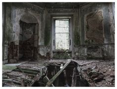 Rougham hall.august 2014 - Derelict Places