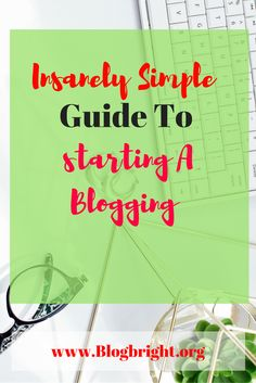 "Starting a blog is simple and you can do it in 10 minutes. In this tutorial it will show you every step with screen shots. You can be up and running by the end of the day for pennies a month. Will this be your year? Will you finally become a doer instead of a sayer? Starting A Blog can create total financial freedom with a little ambition and motivation. You don't have to be "" Special "" To do this. It's very simple and easy."