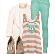Cute Outfit Ideas For Spring