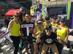 Todos listos para disfrutar de 3 horas de pedaleo intenso en la #MaratonDeSpinning @powerclubpanama @altaplazamall
