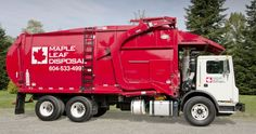 Front End Garbage Truck