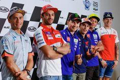Gran Premio de la República Checa MotoGp: La rueda de prensa