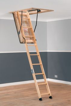 The elms knockroe attymon athenry stira folding attic stairs ireland the uk smart attic folding stairs stira folding attic stairs galway folding attic stairs in Stira Folding Attic Stairs GalwayStira … Staircase Storage, Attic Staircase, Loft Stairs, Curved Staircase, Folding Attic Stairs, Stair Dimensions, Attic Lift, Breeze Block Wall, Wood Projects