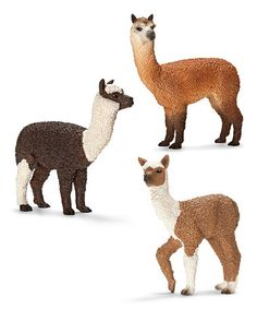 This Alpaca Family Figurine Set is perfect! #zulilyfinds