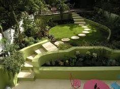 The Lime Lido — Living Gardens Modern Garden Design, Contemporary Garden, Patio Design, Landscape Architecture, Landscape Design, Essex Road, London Garden, Camden Town, Back Gardens