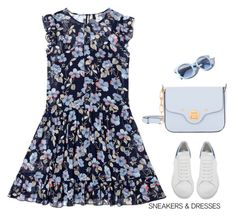 """Untitled #316"" by anaalex ❤ liked on Polyvore featuring Pinko and SNEAKERSANDDRESSES"