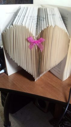 Book Art one I made today 😆