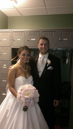 Alex and Christina were married at the Butterfly House on June 1, 2014
