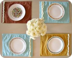 Placemats - EASY