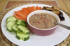 Grilled Mackerel Dipping Sauce (Nam Prik Pla Tuu-Pla-Raa)