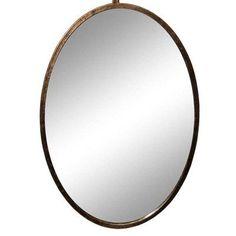 Sagebrook Home Ova Mirror & Reviews | Wayfair
