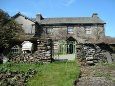 Beatrix Potters house, Hill Top in Cumbria