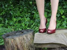 """""""Secrets My High Heels Are Hiding"""" wonderful article with tips on making your high heels comfortable."""