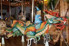 carousel jumpers   lark toys carousel dragon jumper jean bennett date of picture ...