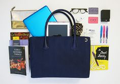 What's in My Bag: Work Edition