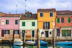 Murano & Burano in Venice